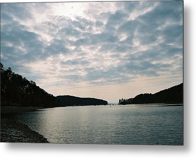 Metal Print featuring the photograph Serenity  by Kicking Bear  Productions