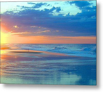 Metal Print featuring the photograph Serenity by  Newwwman