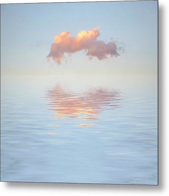 Serenity Now Metal Print by Jerry McElroy