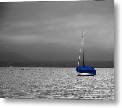 Metal Print featuring the photograph Serenity by Ron Dubin