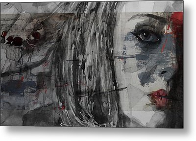 Set Fire To The Rain  Metal Print by Paul Lovering