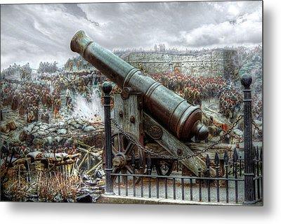 Sevastopol Cannon 1855 Metal Print