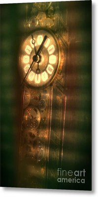 Shades Of Time Metal Print