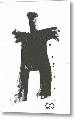 Shadows No. 7  Metal Print