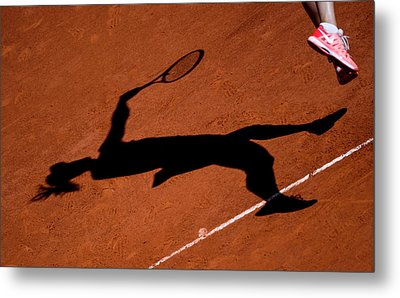 Maria Sharapova 1 Metal Print by Dani Pozo