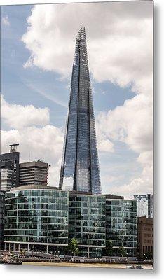 Shard Building In London Metal Print