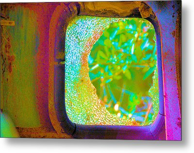 Shattered Dreams Metal Print by Jan Amiss Photography