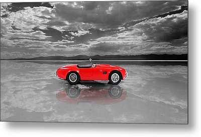 Shelby Cobra 1965 Metal Print by Mark Rogan