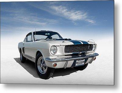 Shelby Mustang Gt350 Metal Print by Douglas Pittman