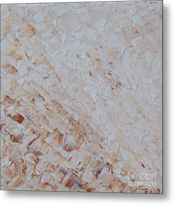Shell Metal Print by Emily Young
