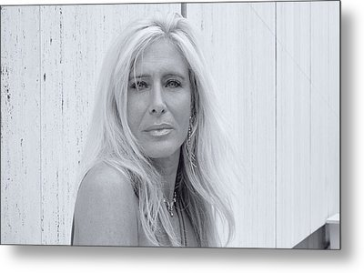 Shelly And Shirley 8 Metal Print by David Miller