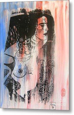 Shenandoah Metal Print by Roberto Prusso