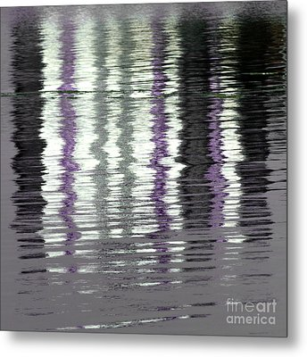 Metal Print featuring the photograph Shimmer by Wendy Wilton