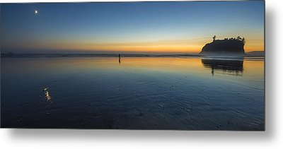 Shooting The Last Light Metal Print by Jon Glaser