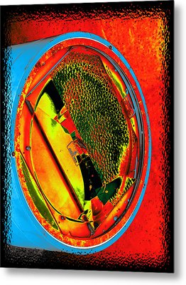 Sidelight Metal Print by Wendy J St Christopher