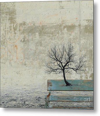 Silence To Chaos - 30a Metal Print by Variance Collections