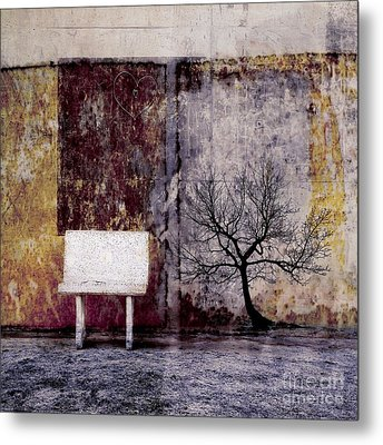 Silence To Chaos - 33b1 Metal Print by Variance Collections