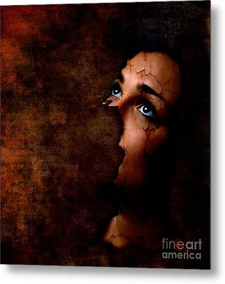 Silenced Metal Print by Jacky Gerritsen