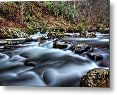 Metal Print featuring the photograph Silky Smooth by Douglas Stucky