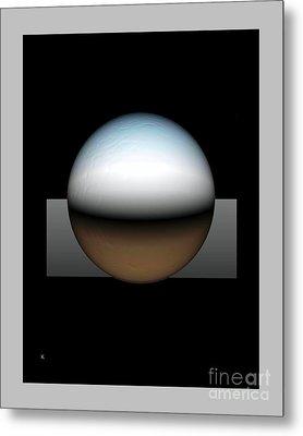 Simplicity 25 Metal Print