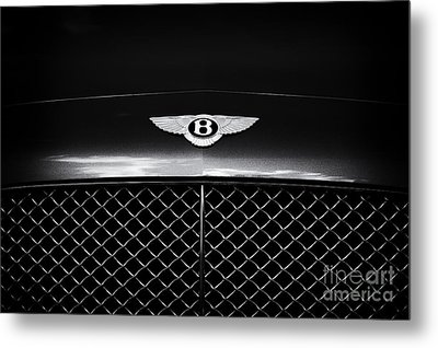 Simply Bentley Metal Print