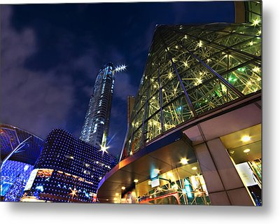 Singapore Shopping Paradise Metal Print by Ng Hock How