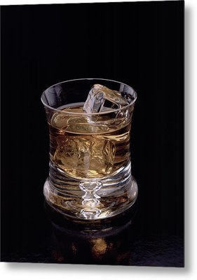 Single Malt Metal Print by Steven Huszar