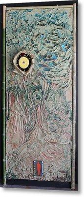 Sink Hole Metal Print by Richard Barone