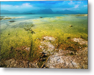 Metal Print featuring the photograph Sirmione by Traven Milovich