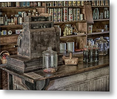 Six Cents - 5x7 Metal Print by Stephen Stookey