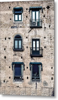 Six Windows Metal Print by Joana Kruse