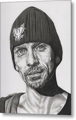 Skinny Pete  Breaking Bad Metal Print by Fred Larucci