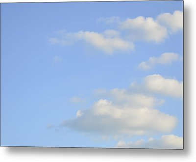 Metal Print featuring the photograph Sky by Wanda Krack
