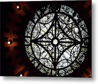 Skylight No. 30-1 Metal Print