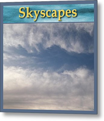Skyscapes Gallery Icon Metal Print by Glenn McCarthy Art and Photography