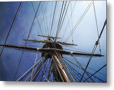 Metal Print featuring the photograph Skyward by Dale Kincaid