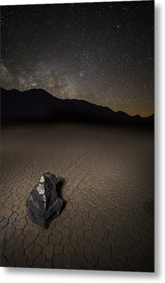 Sleeping Under The Stars Metal Print by Bill Cantey