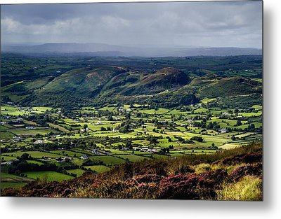 Slieve Gullion, Co. Armagh, Ireland Metal Print by The Irish Image Collection