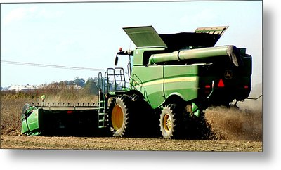 Smell Of The Harvest Metal Print