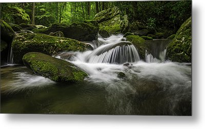 Smoky Mountain Dream Metal Print by Johan Hakansson