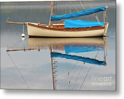 Metal Print featuring the photograph Smooth Sailing by Werner Padarin