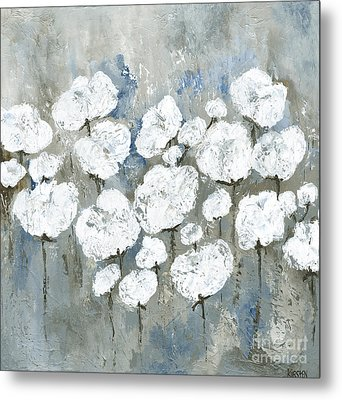 Snowy Mississippi Summer Metal Print by Kirsten Reed