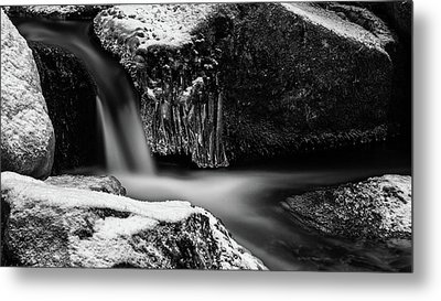 soft and sharp at the Bode, Harz Metal Print by Andreas Levi