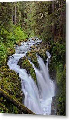 Sol Duc Metal Print by Doug Oglesby