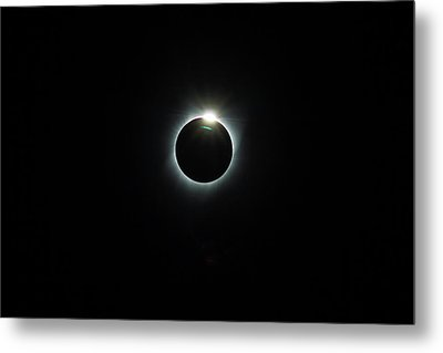 Solar Eclipse 2017 Metal Print by David Gn