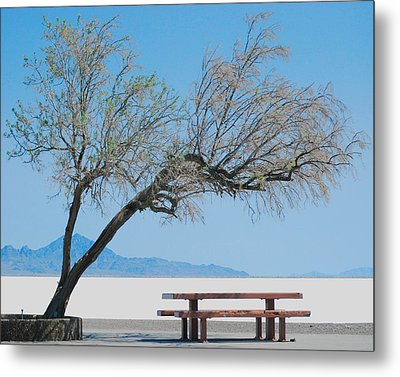 Solitude Metal Print by Maggy Marsh
