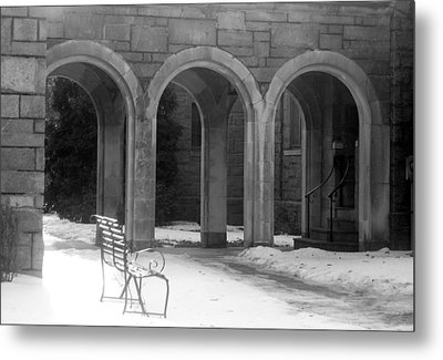 Metal Print featuring the photograph Solitude by Margie Avellino