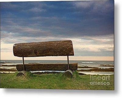 Metal Print featuring the photograph Solitude.. by Nina Stavlund