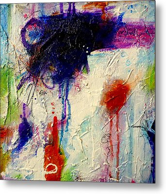 Some Dance To Forget Metal Print by Tracy Bonin