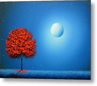 Some Night Soon Metal Print by Rachel Bingaman